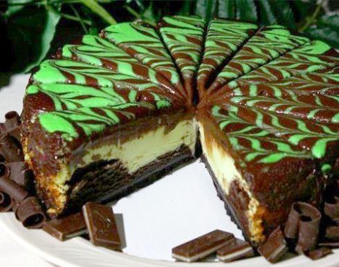 Chocolate Brownie Mint